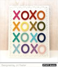 XOXO Arrow Die Metal Cutting Dies LOVE for Craft Scrapbooking Card Making DIY Photo Album Embossing Stencil