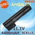 4400 mah bateria para hp compaq mini 110-3000 cq10-400 cq10-401sg 110-3100 607762-001 607763-001 hstnn-db1u wq001aa hstnn-06ty