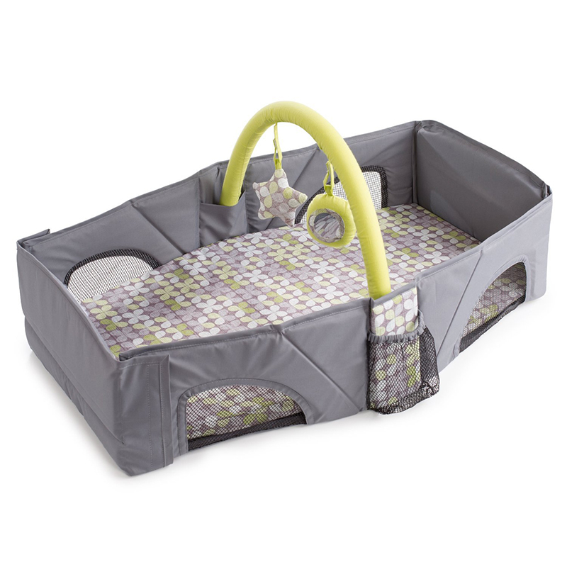 Multi-function Portable Baby Cribs bed Newborn travel playpen cribs cot Sleep Bag Infant safe Cot Bags Portable Folding Mummy
