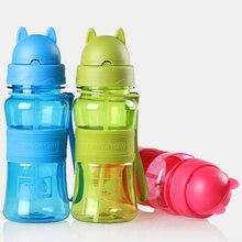 Hight Calidad entrega Al Azar Space Taza A Prueba de Fugas botella de Spray Botella de Agua Del Deporte De Ciclismo Gimnasio de la escuela botella de bebida