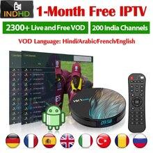 IPTV India Italia África IP TV turco árabe HK1 Max Somalía 1 mes gratis IPTV código Polonia IPTV India Turquía Italia Pakistán IP TV
