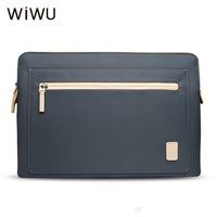 WIWU Waterproof Laptop Bag For Macbook Air 11 12 13 13.3 Pro 15 15.6 inch Notebook Bag Case Sleeve For iPad Pro 12.9 Women Men