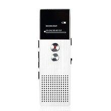 ¡ Venta caliente! profesional Audio Recorder 8 GB de Metal de Voz Perseguidor Portable Grabadora Digital de Voz Teléfono de Negocios de Grabación MP3 P