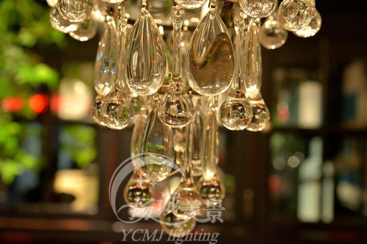 Kronleuchter Kristall Ikea ~ Ycmj nordic ikea europäischen trauben tropfen kristall lampe