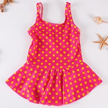 Random payment Baby Girl One Piece Swimsuit Floral Print Dress Sunsuit Summer Beachwear Swimsuit Skirt Bikini Beach Swimwear New sexy one shoulder random floral print tiered midi dress