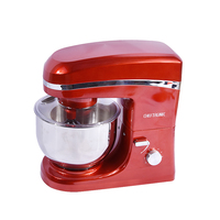 7 Liters SM983S Electric Stand Mixer Food Processor Blender Cake Egg Mixer Smoothies Milk Mixer