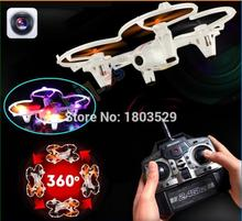 Free Shipping Hot Sell X40V Drone with Camera (0.3MP) &RC Helicopter Quadcopter VS X4 H107C 4CH 2.4G Remote Control Toys for kid