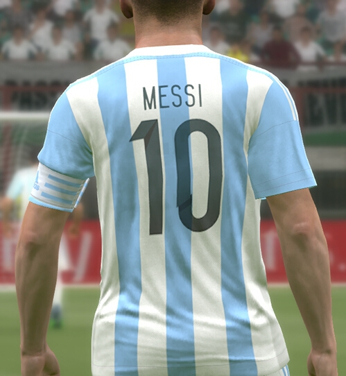 2dbe8f759 15 16 Argentina national team soccer jerseys 10 messi soccer shirts-in Soccer  Jerseys from Sports   Entertainment on Aliexpress.com