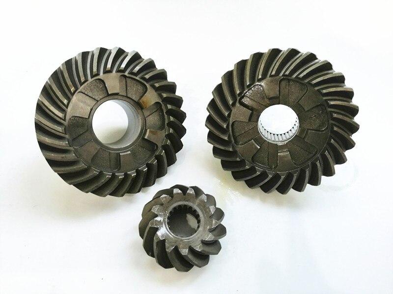 Gear kit for Yamaha 115HP 130HP Boat Motor Outboard Engine 6E5-45551-00 Pinion 6E5-45571-00 Reverse & 6E5-45560-01 Forward