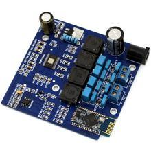 цена на TPA3116 Bluetooth CSR4.0 Amplifier Board Class D 50W+50W Amp Board YJ00277
