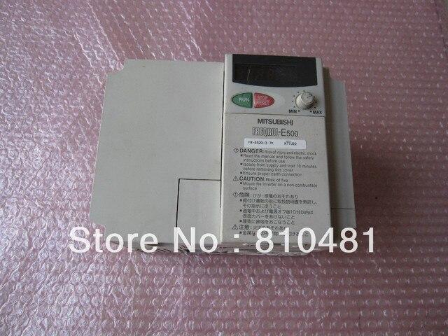 fr e520 3 7k mitsubishi inverter used in electronics production rh aliexpress com mitsubishi fr-e520 manual mitsubishi fr 520 manual