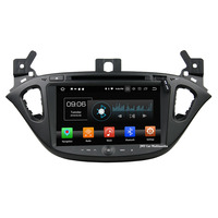 4GB RAM Android 8.0.0 Octa Core 32GB ROM Car DVD Radio Multimedia Player GPS Navi for Opel Corsa E 2015 2018/For Vauxhall Corsa