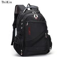 Fashion Unisex Travel Backpack Polyester Bags Waterproof Shoulder Bags Computer Packsack School Backpacks 3 Colors