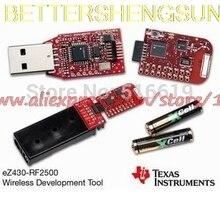 Free shipping     EZ430-RF2500 (wireless CC2500) wireless learning board wireless module development board цена в Москве и Питере