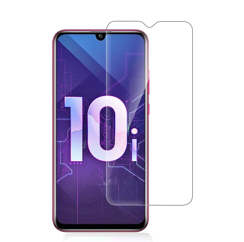 Tempered Glass For Huawei Honor 10i HRY-LX1T HRY-LX1 Honor10i Honor 10 Lite  9H 2.5D Phone On Protective 10lite Glass