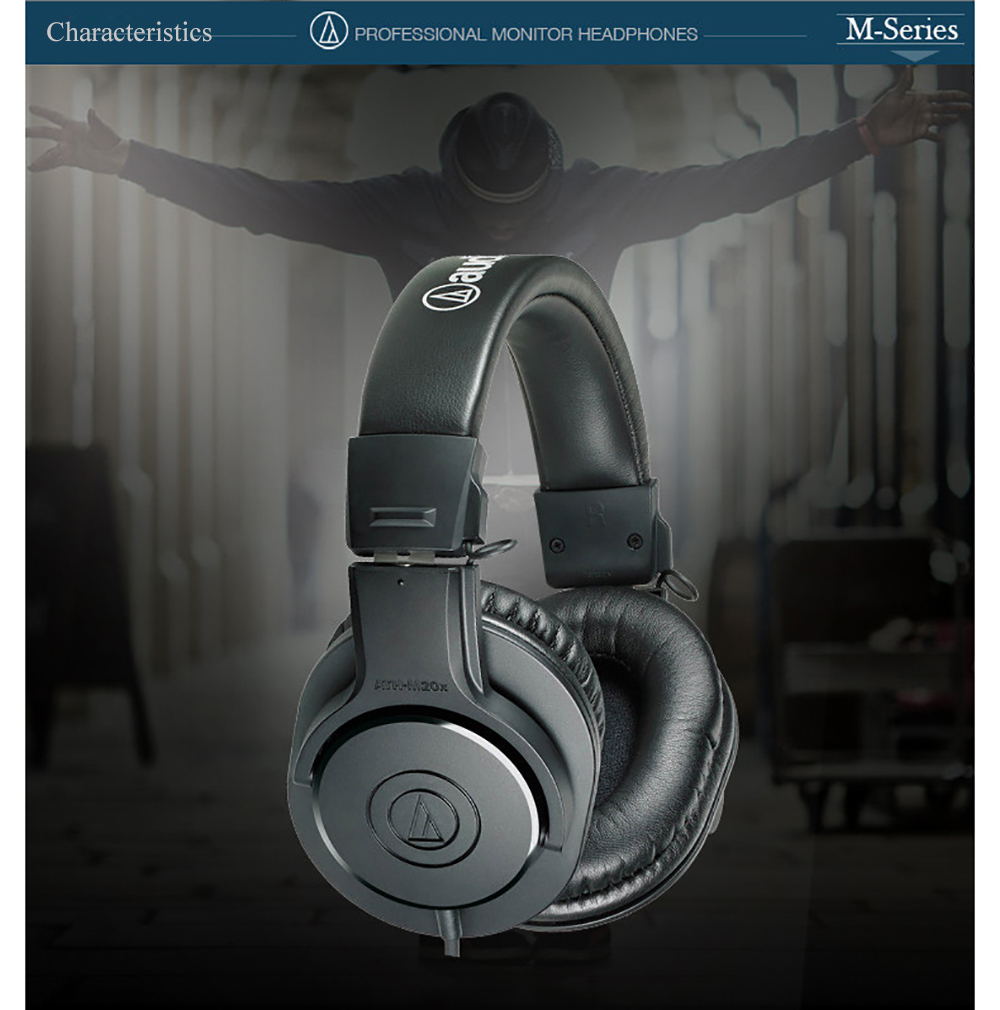 Audio-Technica ATH-M20x 5