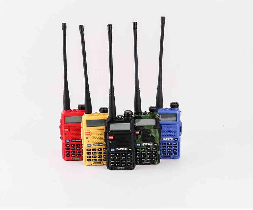 2Pcs BaoFeng UV-5R Walkie Talkie VHFUHF136-174Mhz&400-520Mhz Dual Band Two way radio Baofeng uv 5r Portable Walkie talkie uv5r (20)