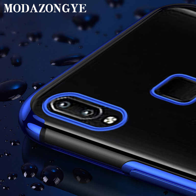 Vivo Y91i Case Vivo Y91 Case Luxury Silicone Soft Case For Vivo Y91 Y91i  V1807 91 i VivoY91 VIVOY91i Back Cover Phone Case 6 22