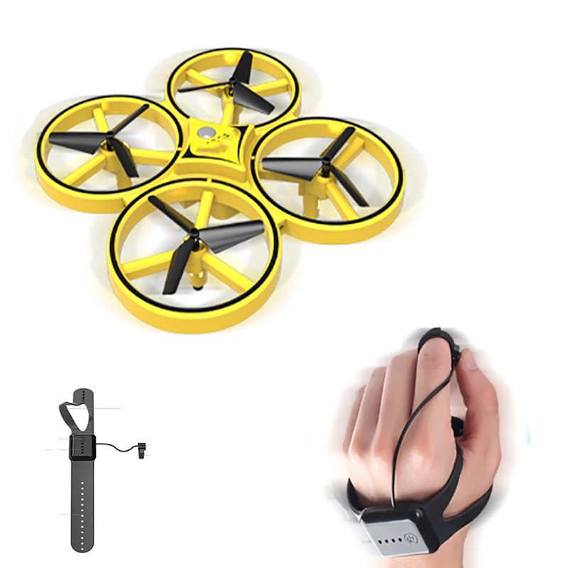 RC Drone Headless Mode One Key Return RC Helicopter  2.4G High Quality Quadcopter Mini DroneToys For Kids