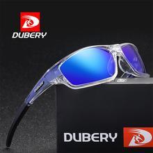 DUBERY Unisex Fashion Polarized UV400 Outdoor Sports Driving Sunglasses