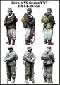 Resin Kits  1/35  Scale  German army sergeant     soldiers Resin Model DIY TOYS