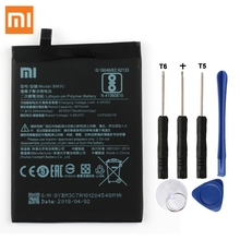 Xiao Mi Original Replacement Battery BM3C For Xiaomi 7 MI7 Authentic Phone 3170mAh
