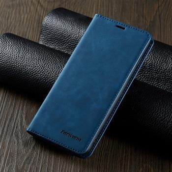 Δερμάτινη Θήκη Προστασίας για Samsung Κινητά σε 4 Χρώματα Προστασία Κινητών Gadgets MSOW