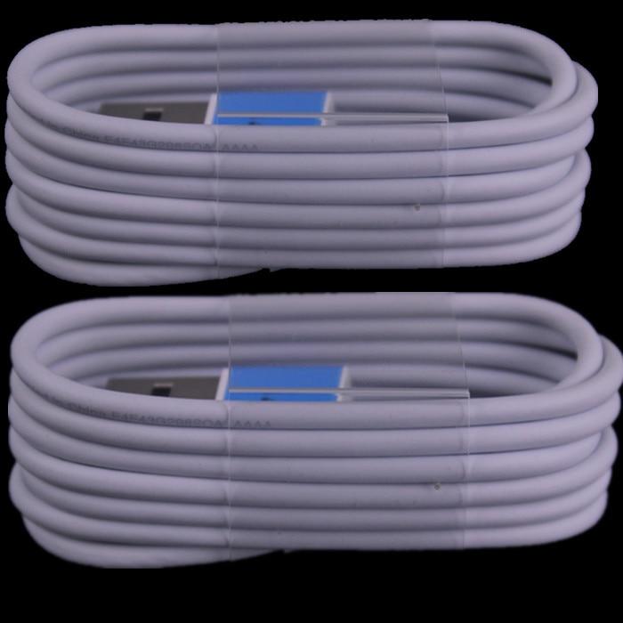bilder für Hohe qualität 500 stücke 1 mt OD 3,0 Weiß Stoff + Eisen Kopf 8pin usb daten charing kabel linie für handy 5 5 s 6 6 s 7 plus