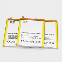 100% Original Backup Elephone P9000 P9000 Lite Battery For Elephone P9000 P9000 Lite Smart Mobile Phone elephone p9000 5 5inch android 6 0 4gb 32gb smartphone white