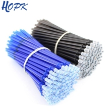 20Pcs/Set Erasable Gel Pen Refill Rod  Erasable Pen Refill 0.38mm Blue Black Ink Office School Stationery Writing Tool 0 5mm erasable pen refill 20pcs set gel pen rod magic erasable pen blue black ink office school stationery writing tool gift