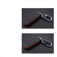 Lsrtw2017 cowl leather car key bag for mazda cx-5 cx-4 cx-3 mazda3 mazda6
