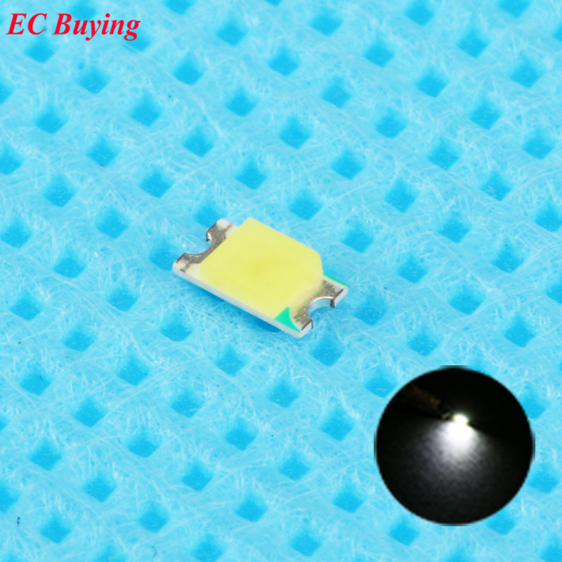 Blue Led Smd Chip Bulb Lamp Surface Mount Smt Bead Ultra Bright Light Emitting Diode Led Diy Highlight Fixing Prices According To Quality Of Products 1608 500pcs 0603