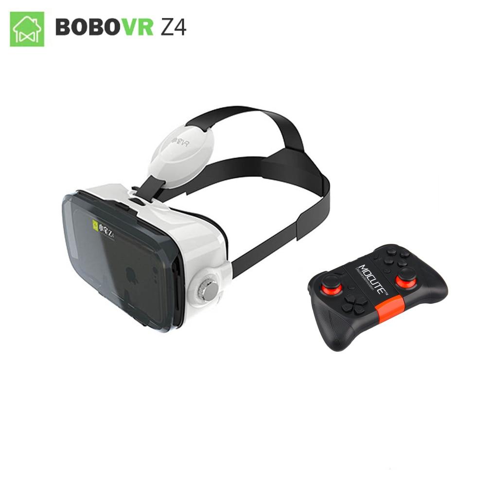 Bobovr Z4 mini VR Headset 3D Virtual Reality Goggles Headphones Gear Bobo VR Z4 mini VR