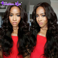 Fashion Plus Peruvian Body Wave with Closure 3Bundles with Closure Soft Peruvian Virgin Hair with Closure Human Hair Bundles