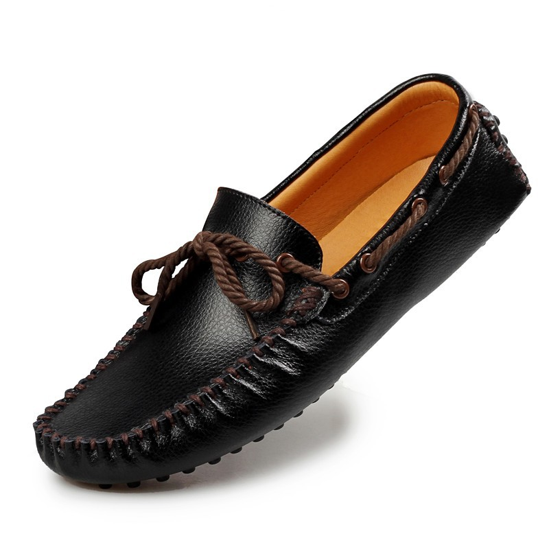 Global Amante Mens Holgazanes de los Zapatos Ocasionales Nuevo  Otoño hombres Za