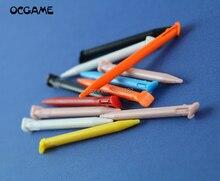 Ocgame新しい2dsxl llタッチペンプラスチックタッチスクリーンスタイラスペン任天堂new 2ds ll xlタッチペン200ピース/ロット