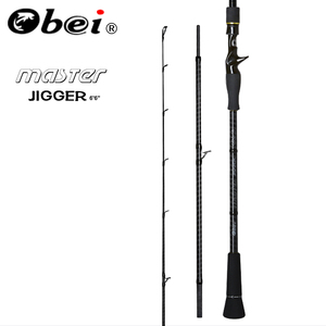 Image 1 - Obei Master Boot Langzaam Jigging Hengel 100 500G Reizen Spinning Casting Lokken Staaf 30 80IB Vissen Lokken Hengel