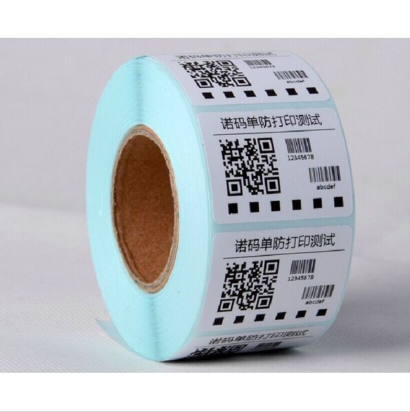 4030 (40*30*800) Thermische Aufkleber Papier Thermische Etikettenpapier Barcode Aufkleber Papier Für Aufkleber Drucker Auswahlmaterialien