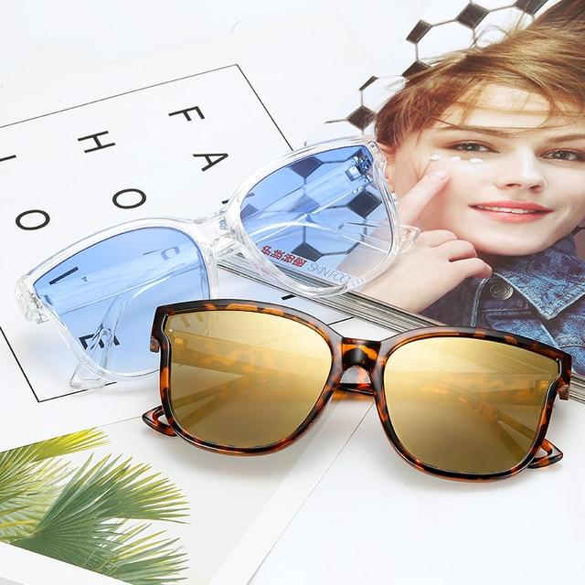 Toexplore Cat Eye Women Sunglasses 5