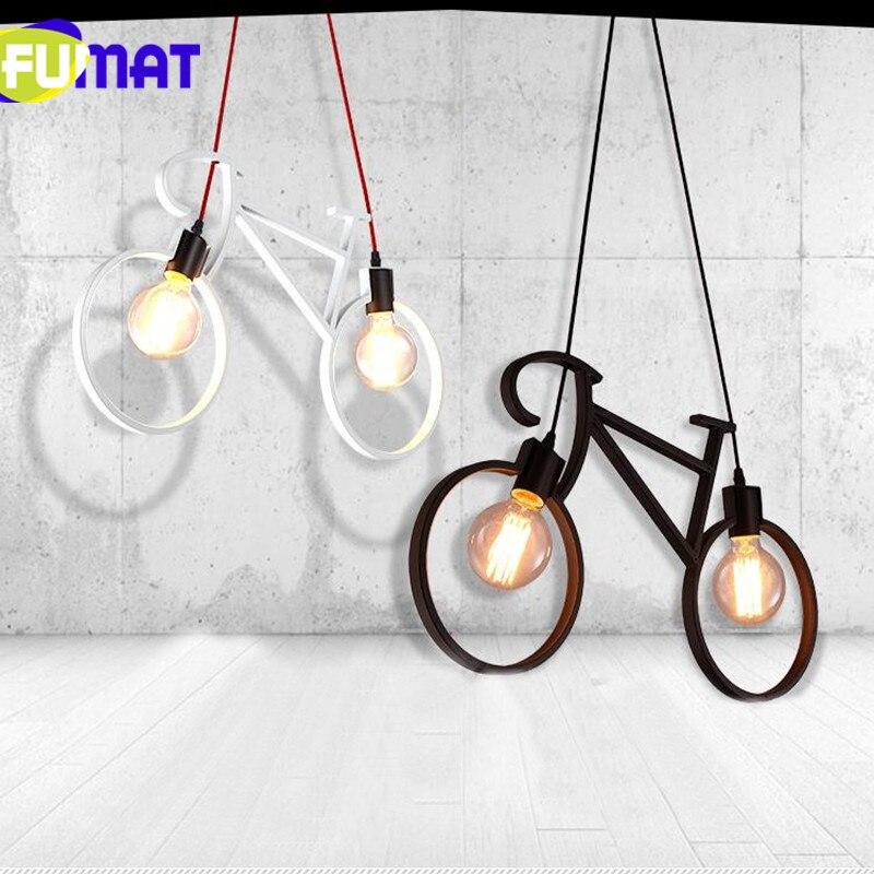 Bicycle Pendant Light 13