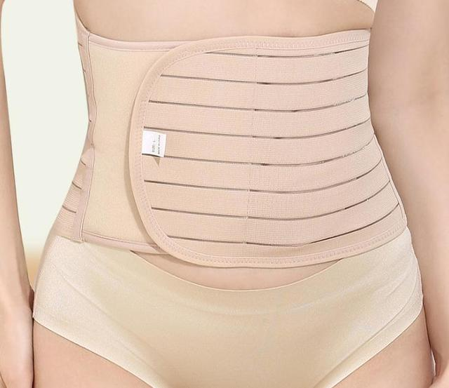 A2 the Chinese medicine protective belt lumbar support breathable plate belt fit female free shipping