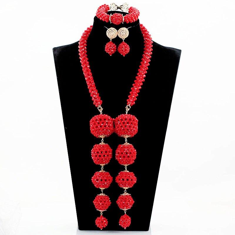 Fabulous Silver Wedding African Beads Jewelry Set Crystal Pendant Nigerian Indian Bridal Women Jewelry Set Free Fabulous Silver Wedding African Beads Jewelry Set Crystal Pendant Nigerian Indian Bridal Women Jewelry Set Free Shipping WE113