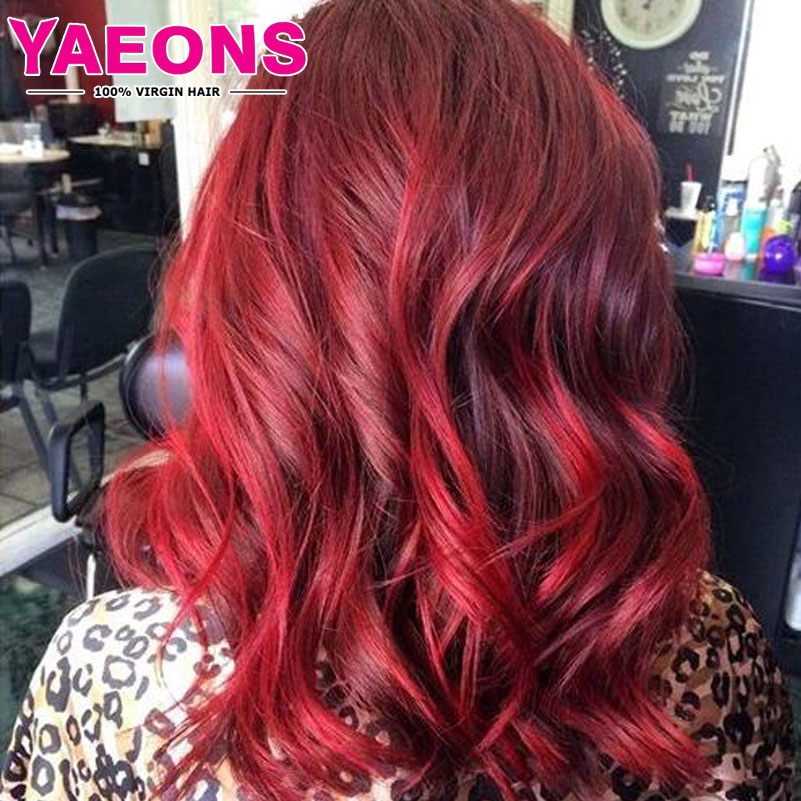 ombr hair rouge ombre hair red pink coloration rouge rose avec larich directions u mermaid hair. Black Bedroom Furniture Sets. Home Design Ideas