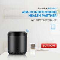 Broadlink RM Mini3 Smart Home Automation WiFi IR Universal Intelligent APP Wireless Remote Controller For