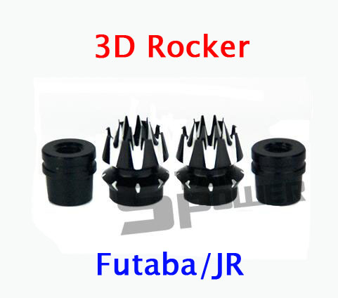 1 pair 3D Color stick heads Futaba JR transmitter Rocker Remote control thumb joystick black red blue champagne futaba jr remote control waterproof protective bag