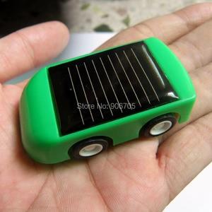 Solar DIY Car Kit For Children