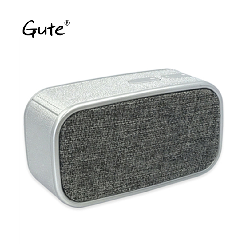 Gute mode Stoff kunst Bluetooth lautsprecher platz tragbare griff woofer radio wireless caixa de som alto falante altavoz s5 fan