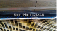 High quality! Blue or red Step Bar Running Side Board For FORD Ecosport 2013 2015