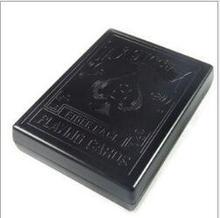 Close-up Magic box Tear off poker Make whole Professional Magic props Magic tricks wholesale YH577