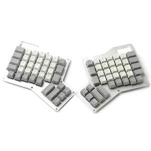 Image 1 - Ymdk 桜プロファイル thick pbt トッププリント ergodox キーキャップセットエルゴため ergodox キーボード送料無料